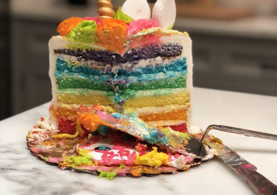 Unicorn cake : Invitez la magie à votre table