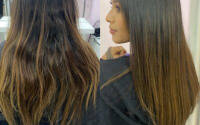 Des cheveux sains grâce au botox capillaire